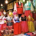 ชนิดของผ้าชุดฮันบก และวิธีการดูแลรักษาชุด