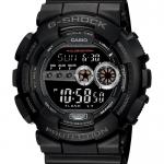 นาฬิกา คาสิโอ Casio G-Shock Standard Digital รุ่น GD-100-1BDR สินค้าใหม่ ของแท้ ราคาถูก พร้อมใบรับประกัน