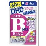 DHC Vitamin B-MIX (60วัน) รักษาและป้องกันการเกิดสิว ลดปัญหาสิวเสี้ยน สิวอุดตัน ผดผื่นบนใบหน้าได้ดี ช่วยให้หน้าเนียนเรียบ **ขายดีมาก ราคาเกินคุ้ม**