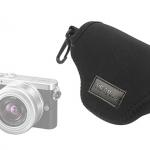 Case กล้อง NEOPINE สีดำ สำหรับกล้อง PANASONIC DMC-GM1