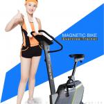 จักรยานออกกำลังกายนั่งปั่นรุ่น Ubb ระบบแม่เหล็ก Fitness Style