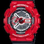 นาฬิกา คาสิโอ Casio G-Shock Limited Models Solid Red RD Series รุ่น GA-110RD-4A สินค้าใหม่ ของแท้ ราคาถูก พร้อมใบรับประกัน