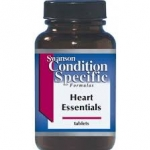 Swanson Condition Specific Formulas Heart Essentials / 90 Tabs