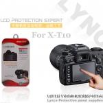 กระจกนิรภัยกันรอยจอ LCD สำหรับ FUJI X-T10 X-T20