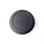 ฝาปิดท้ายเลนส์ Rear Lens Cap CANON EOS