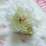 Flower Hair Accessories ดอกไม้ประดับผมสีขาว