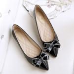 พรีออเดอร์ รองเท้า (ดำ,ชมพู,ครีม) ไซส์33-43