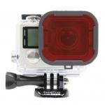 P2001 Polar Pro Snorkel Filter-Shallow Water (Red Filter ดำน้ำตื้น) สำหรับกล้อง GoPro Hero4,Hero3+