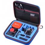 G160S-BL-BL SmaCase G160S รุ่นใหม่ EVA foam สีน้ำเงิน-น้ำเงิน สำหรับใส่กล้อง GoPro Hero5, Hero4,Hero3+,Hero3,Hero2