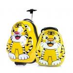 กระเป๋าเดินทางเด็ก รุ่น Animal เสือ