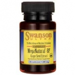 Swanson Ultra MegaNatural-BP Grape Seed Extract 300 mg / 30 Caps