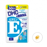 DHC Vitamin E (20วัน) ช่วยลดจุดด่างดำต่างๆ ฝ้า กระ ลดริ้วรอย ลดปัญหาผิวแห้งกร้าน เพิ่มความชุ่มชื้นให้แก่ผิว ชะลอความแก่ คืนความอ่อนเยาว์ให้แก่ผิวพรรณ