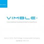 คู่มือการใช้งาน กันสั่น Feiyu Vimble C สำหรับกล้อง GoPro และ Smart Phone
