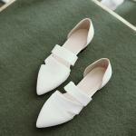 พรีออเดอร์ รองเท้า (ดำ,ขาว) ไซส์34,35,36,37,38,39