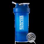 Dymatize SHAKER ขวดเชคเวย์ สีน้ำเงิน