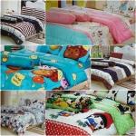 ผ้าปูที่นอน เกรด AA (รวมลาย)