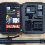 เช่า : กล้อง GoPro Hero 5 Black พร้อมอุปกรณ์เสริม 400บาท/วัน