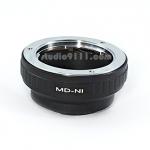อแดปเตอร์แปลงท้ายเลนส์ MD (MINOLTA) ใช้กับกล้อง NIKON 1