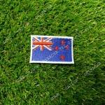อาร์มปักธงนิวซีแลนด์