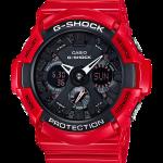 นาฬิกา คาสิโอ Casio G-Shock Limited Models Solid Red RD Series รุ่น GA-201RD-4A สินค้าใหม่ ของแท้ ราคาถูก พร้อมใบรับประกัน