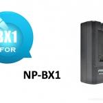 แท่นชาร์จแบตเตอรี่ PISEN สำหรับ SONY NP-BX1 ใช้กับ SONY