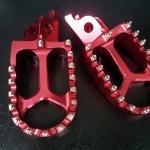พักเท้าอลูมิเนียม Honda CRF250L/M