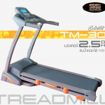 โปร! ลู่วิ่งไฟฟ้ารุ่นTM301 มอเตอร์ DC 2.0 แรงม้า