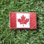 อาร์มปักธงแคนาดา