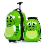 กระเป๋าเดินทางเด็ก รุ่น Animal จระเข้