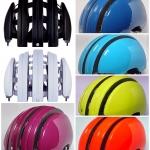หมวกกันน็อคพับได้ Carrera ( Carrera Foldable Helmet ) รุ่น Basic