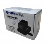Freewell Trio-Charger 3 Channal For Hero3/3+ Set พร้อม Battery 3 ก้อน