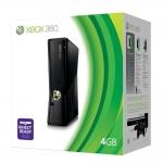 Xbox 360 Slim 4GB ( RGH & LT3 ) ซิลิโคนจอย+ซิลิโคนอนาล็อก