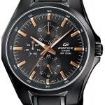 นาฬิกา คาสิโอ Casio Edifice Multi-hand รุ่น EF-339BK-1A9V สินค้าใหม่ ของแท้ ราคาถูก พร้อมใบรับประกัน