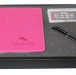 Gift Set สมุดโน๊ต แฟลตไดร์ฟ ปากกา