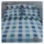 ผ้าปูที่นอนสไตล์โมเดิร์น เกรด A ขนาด 6 ฟุต(5 ชิ้น)[AS-135]