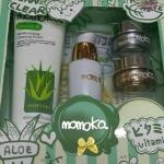 Momoko box set สวยครบจบทุกปัญหาผิว