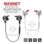 Remax Magnet Sports S2 Black หูฟัง In-ear Bluetooth 4.1 ของแท้ 100% เสียงเบสแน่นมาก
