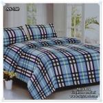 ผ้าปูที่นอนสไตล์โมเดิร์น เกรด A ขนาด 6 ฟุต(5 ชิ้น)[AS-140]