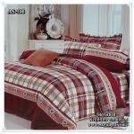 ผ้าปูที่นอนสไตล์โมเดิร์น เกรด A ขนาด 5 ฟุต(5ชิ้น)[AS-100]