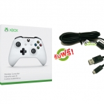 จอย Xbox One S Gen3 Controller (Wireless & Bluetooth) (สาย Micro USB) [XBOXONE/PC]