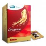 Mega We Care Ginsomin (โสมสกัด+วิตามินเกลือแร่ 20 ชนิด) 60 แคปซูล ( 30แผง*2เม็ด)