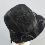 หมวกผ้าฝ้ายลายญี่ปุ่น