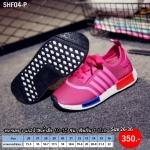 รองเท้าผ้าใบเด็ก สีชมพู สไตล์ nmd (Size26-36)ยี่ห้อ Sport