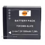 แบตเตอรี่ DSTE ใช้ทดแทนPANASONIC รุ่น DMW-BLH7E ใช้กับกล้อง PANASONIC GM1 GM5 GF7 GF8 GF9