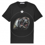 GIVENCHY MONKEY STAR T-SHIRT