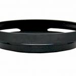HOOD โลหะ 37 mm สีดำ ใช้กับเลนส์ Panasonic 12-32mm และ Olympus 14-42mm EZ