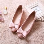 พรีออเดอร์ รองเท้า (ครีม,ฟ้า,ชมพู,ดำ) ไซส์33-43