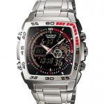 นาฬิกา คาสิโอ Casio Edifice Analog-Digital รุ่น EFA-122D-1AV สินค้าใหม่ ของแท้ ราคาถูก พร้อมใบรับประกัน