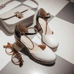 พรีออเดอร์ รองเท้า (ขาว,ดำ,เบจ) ไซส์33-43
