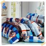 ผ้าปูที่นอน 3.5 ฟุต(3 ชิ้น) เกรดพรีเมี่ยม[P-94]
